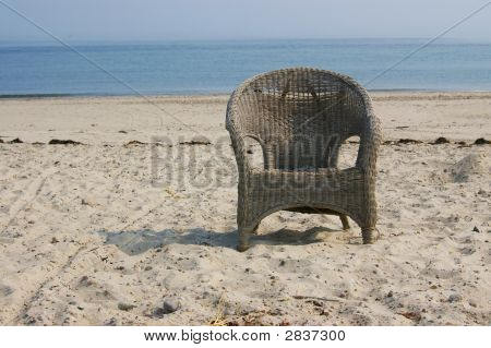 Chair On Beach2