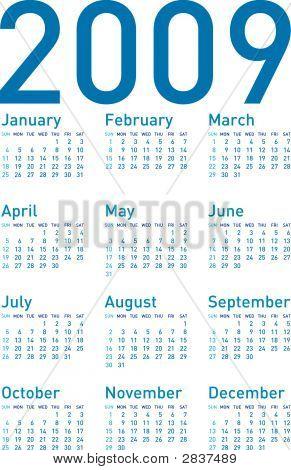 Calendar2009D4