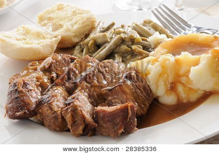 Succulent Pot Roast