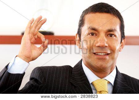 Business Man - Ok