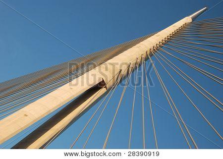Pylon bridge,