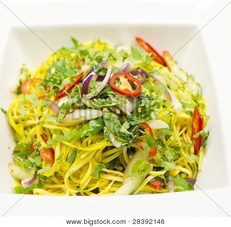 Fresh Noodle Salad