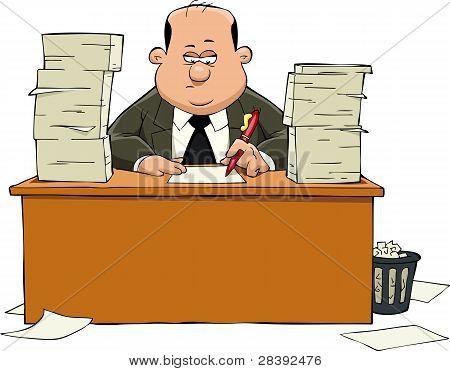 Bürokrat