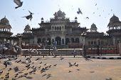 picture of saracen  - Albert Hall in Jaipur  - JPG