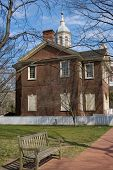 image of 1700s  - Georgian building home to First Continental Congress of 1774 - JPG