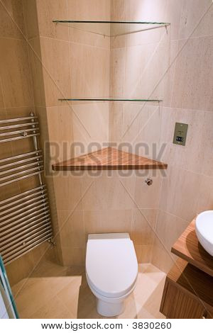 Bathroom In Newly Constructed Development
