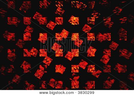 Fractal abstrato Background