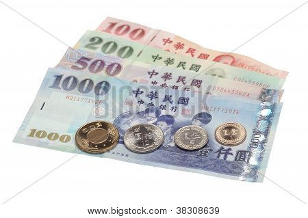 Taiwanese Currency