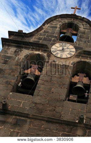 Church Bells In Los Llanos