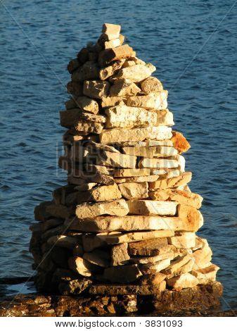Rock Pyramid