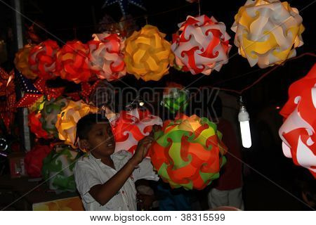Lantern Kid