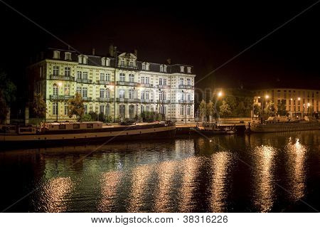 Verdun By Night