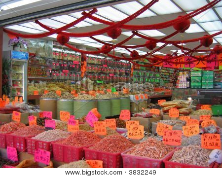 China Market Store