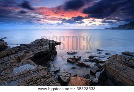 Dorset Kimmeridge Bay