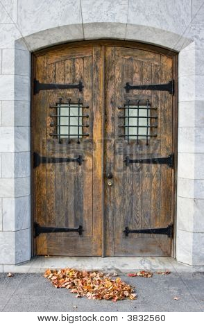 Caretaker\'S Doors