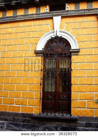 Colonial Mexican Architecture