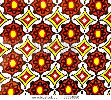 Slik Batik Fabric