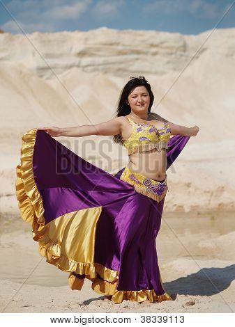 Violaceous Skirt