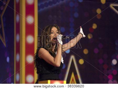 Tanya Tereshina Sing A Song