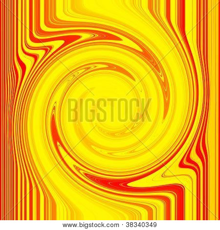 Liner Twist Abstract Color Twisted For Background