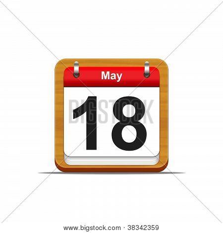 May 18.