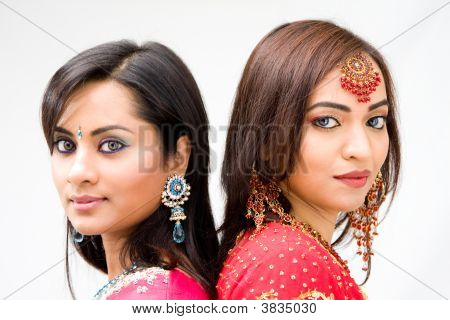 Beautiful Bengali Brides