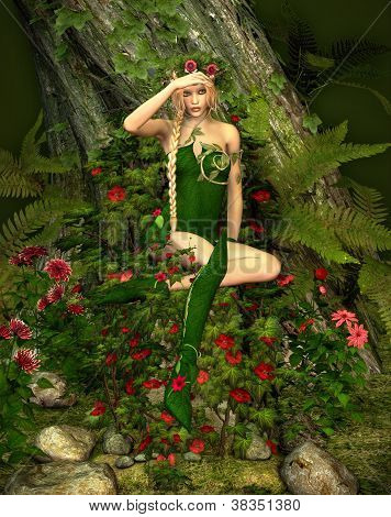 Deep Forest Fae