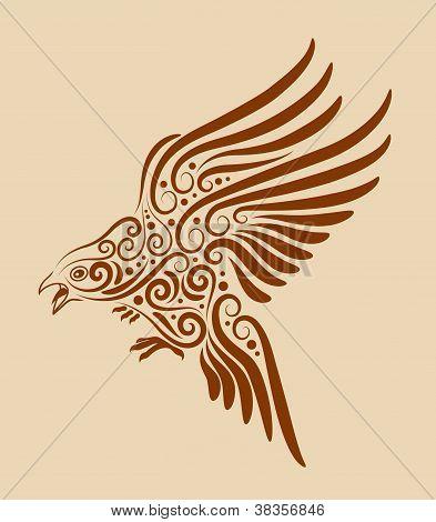Bird ornament 3