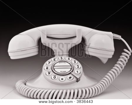 Phone With Retro Look