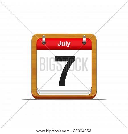 July 7.