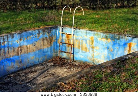 Rusty piscina