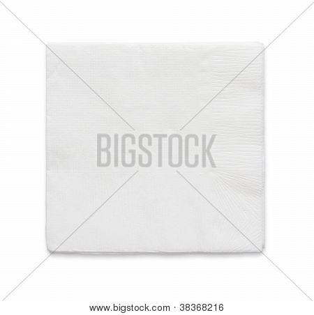 Blank Paper Napkin