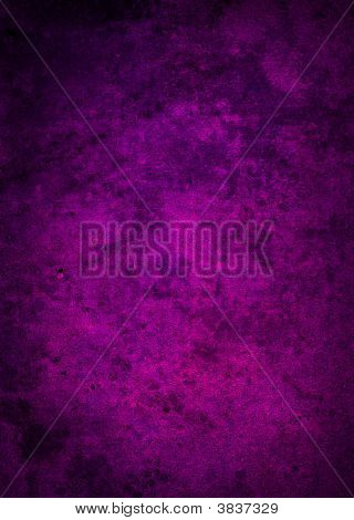 Grunge Effect Purple