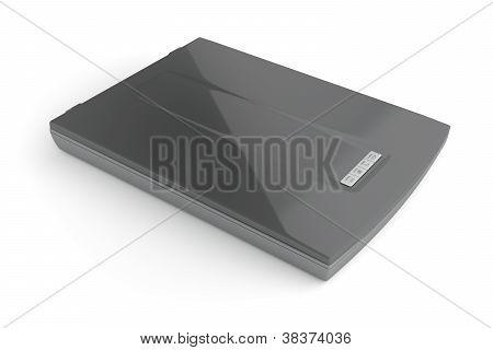 Flatbed Image Scanner