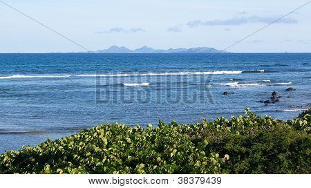 Baie De L'embouchure With View St Barts