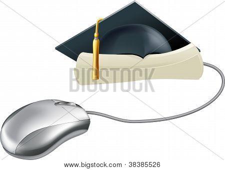 Graduation Computer Mouse Concept