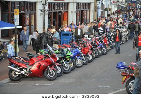 Motorcycle Meet
