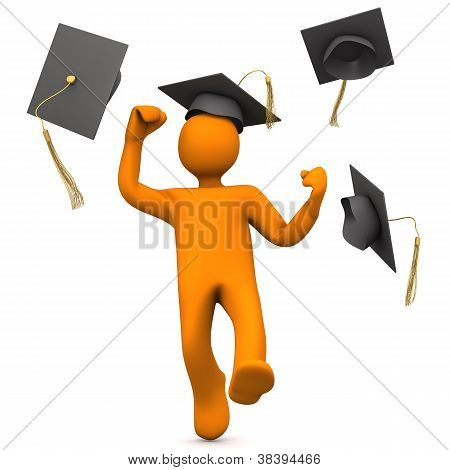 Lucky Graduate