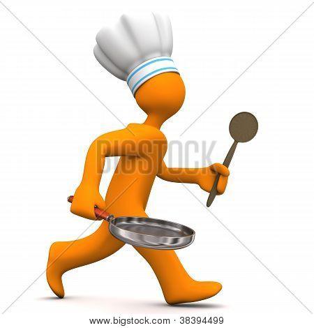 Chef funcionando