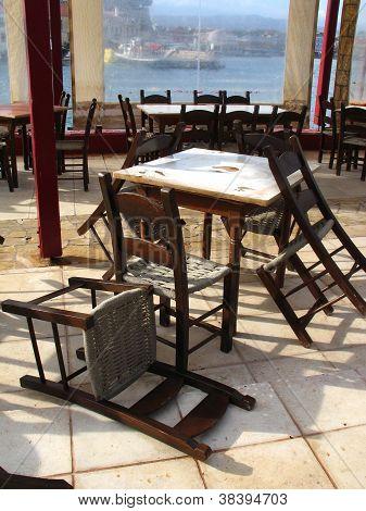 Derelict Restaurant