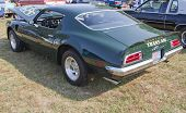 1973 Pontiac Trans Am Firebird Side View