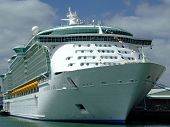 Independence Of The Seas Passenger Liner