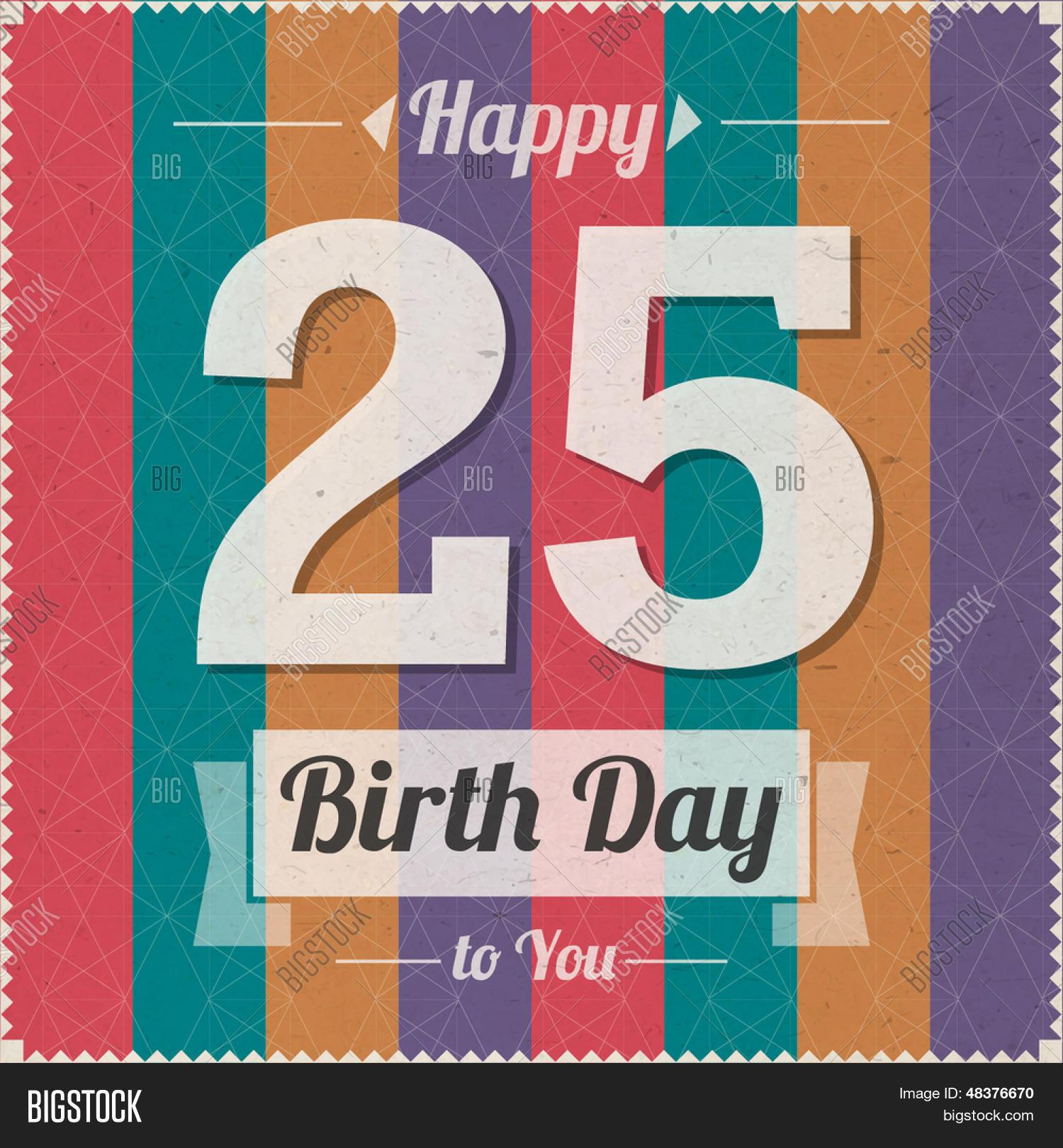 Поздравления с днем рождения прикольные с 25 55