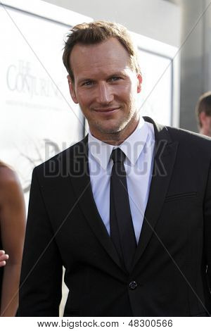 LOS ANGELES - JUL 15:  Patrick Wilson arrives at the