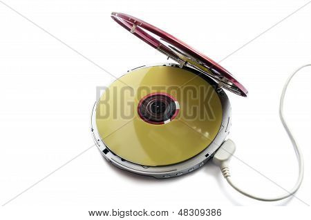 Cd Audio Player