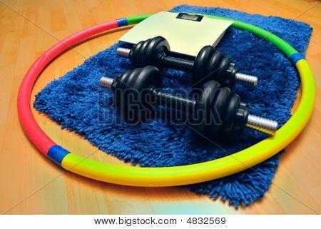 Domestic Gym Set