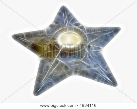 Fractal Mixed Star