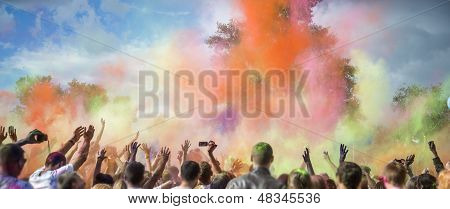 Holi Festival of Colors