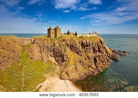 Dunnottar Castle, Aberdeenshire, Scotland