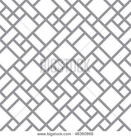 Vektor abstrakt Boden Hintergrund - nahtlose Diagonale Muster
